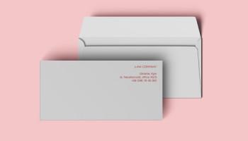 Заказать фирменные конверты в Киеве