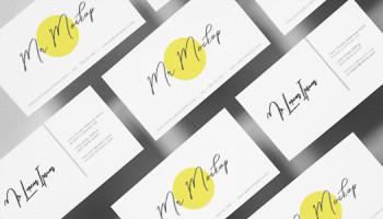 Заказать оригинальный дизайн и печать визиток в Киеве