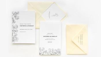 Заказать печать приглашений на свадьбу, день рождения, мероприятие