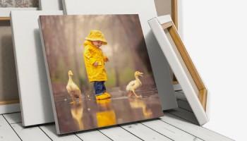 Основные преимущества печати фотографий на холсте. Рекомендации полиграфии PrintStudio