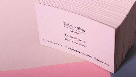 Печать визиток — Советы и рекомендации полиграфии PrintStudio