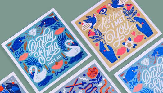 Печать открыток в Киеве