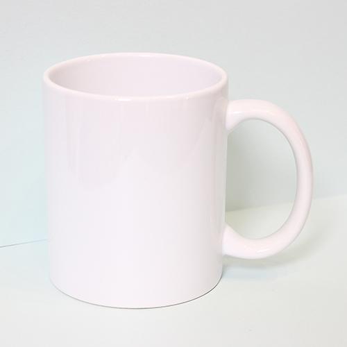 Чашка белая, 330 мл